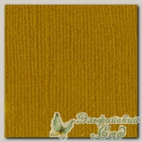 Картон для скрапбукинга с текстурой *холст* Bazzill Basics (4-463)