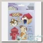 Декоративные 3D-наклейки ES Mr. Painter (18 Любимый щенок)