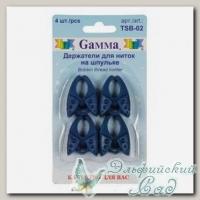 Держатели для ниток на шпульке Gamma TSB-02
