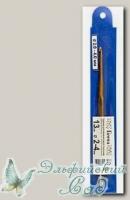 Крючок двухсторонний для вязания Гамма (Gamma) HD d=2-4 мм