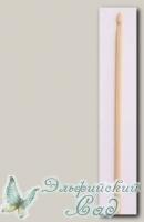 Крючок для вязания Гамма (Gamma) CHB бамбуковый d=5,5 мм