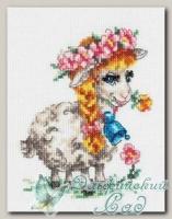 ЧУДЕСНАЯ ИГЛА Набор для вышивания 18-81 *Красавица овечка*