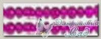 Бисер Златка (Zlatka) круглый, прозрачный с цветным отверстием - 0139