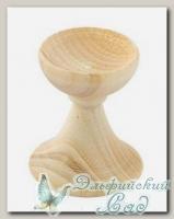 Заготовка для декорирования *Подставка под яйцо* DE-011 Mr. Carving 1 шт