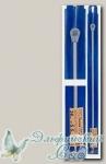 Тунисский крючок для вязания Гамма (Gamma) SH1 d=5.5 мм 36 см