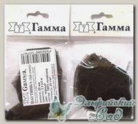 Паутинка (черная) Gamma, 25 мм, 3 м