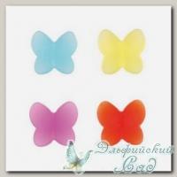 Декоративные элементы *Бабочки* Zlatka BFY-01 10 шт