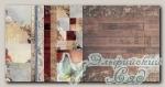 Бумага для скрапбукинга двусторонняя GCD Studios 0992