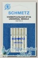 Иглы для бытовых швейных машин универсальные Schmetz № 100, 5 шт