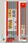 Чулочные спицы Visantia VT5 d=5 мм 20 см