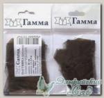 Паутинка (черная) Gamma, 20 мм, 3 м