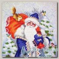 07.008.01 Набор для вышивания *Дед Мороз*, Марья Искусница