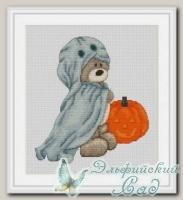 Luca-S Набор для вышивания B1028 *Медвежонок Бруно*