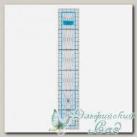 Линейка для пэчворка Gamma QRL-02 5 х 30 см