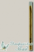 Инструмент для квиллинга (бумагокручения) с деревянной ручкой QT106