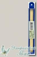 Чулочные спицы Гамма (Gamma) BC2 бамбуковые d=3 мм 20 см