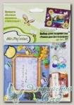 Набор для творчества *Рамка для фотографий* (FF-11 Модная кошечка) Mr.Painter