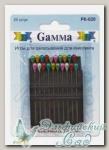 Иглы для квилтинга Gamma PK-020 20 шт