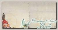 Бумага для скрапбукинга двусторонняя GCD Studios 0996