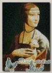 PANNA Набор для вышивания ВХ-0622 *Дама с горностаем*