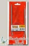 Спицы круговые для вязания Visantia VTC d=4,5 мм 100 см