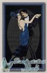 1244 Набор для вышивания *Танцевальное кафе*, Riolis