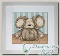 Luca-S Набор для вышивания B1084 *Медвежонок Бруно*