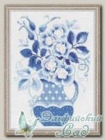 RIOLIS Набор для вышивания 1365 *Зимние розы*