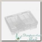 Коробка пластиковая для мелочей Plastic Republic BR3714