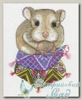 PANNA Набор для вышивания ВК-1375 *Рукодельный хомяк*