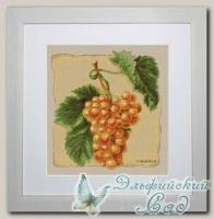 Luca-S Набор для вышивания B296 *Гроздь винограда*