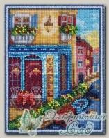 PANNA Набор для вышивания ГМ-1769 *Венецианское кафе*