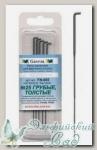 Игла для валяния (фелтинга) запасные GAMMA FN-005 (грубые, толстые №25) 5 шт