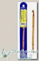 Крючок двухсторонний для вязания Гамма (Gamma) HD d=5-6 мм