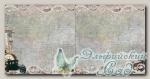 Бумага для скрапбукинга двусторонняя GCD Studios 0993