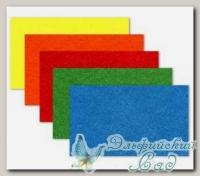 Фетр декоративный листовой TS100 - АССОРТИ 20 х 30 см 0.5 мм 5 шт