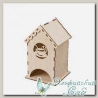 Заготовка для декорирования *Чайный домик *Чашка* ВД-262 Mr. Carving