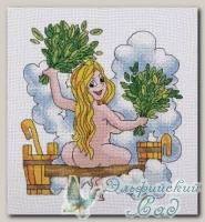 PANNA Набор для вышивания ВК-1682 *В здоровом теле - здоровый дух*