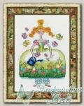 1146 Набор для вышивания *Принцесса Флорина*, Riolis