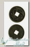 Подвеска *Монетка* Gamma MC-24 ст.бронза 1 шт