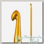 Тунисский крючок для вязания двухсторонний Гамма (Gamma) SH3 d=5,5 мм 14,5 см