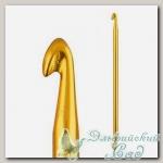 Тунисский крючок для вязания двухсторонний Гамма (Gamma) SH3 d=5 мм 14,5 см