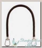 Ручки для сумок Zlatka HA-19 (коричневый) 2 шт