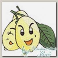 Аппликация клеевая *Лимончики* Annet EPF-07 (5,1х5,3 см)