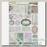 Картонные элементы *Пурпур - 1512* DCT022 Mr. Painter