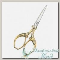 Ножницы-павлин для резки канвы DMC U1039/10 9 см