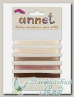 Набор атласных лент Annet ARS (цвет - 010 бежевый)