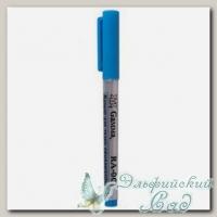 Маркер для ткани смывающийся (голубой) Gamma RA-001