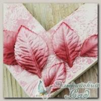 Листья бархатные (цвет - имбирь) 532109 HEIRLOOM Prima Marketing, 24 шт