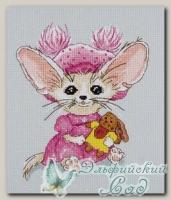КЛАРТ Набор для вышивания 8-228 *Малышка Фаня*